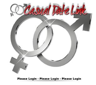 Casual dating login